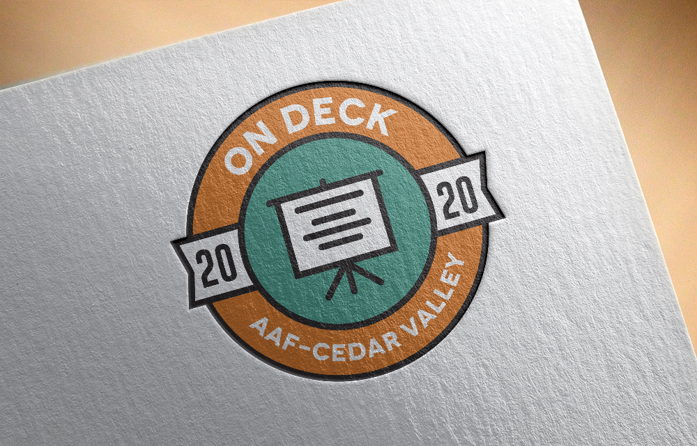 On Deck Logo Mockup