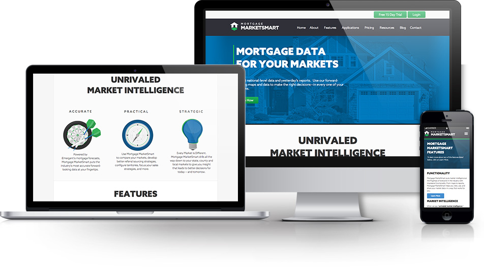 Mortgage MarketSmart Responsive Design